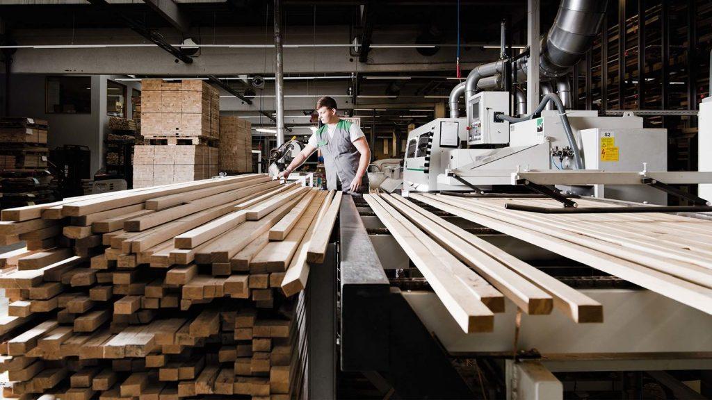 Помещение для мебельного производства