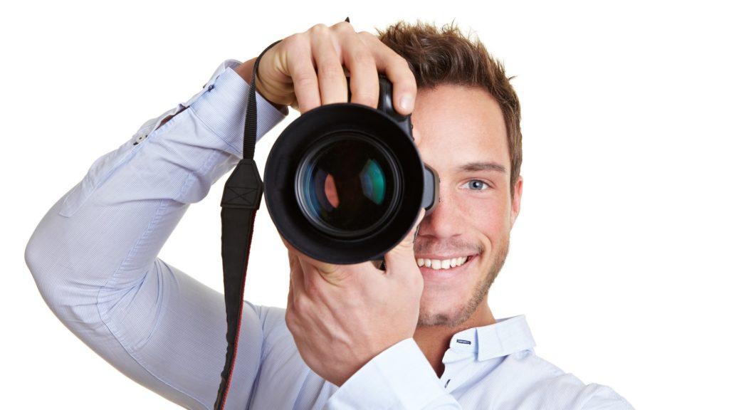 Бизнес идея - услуги фотографа