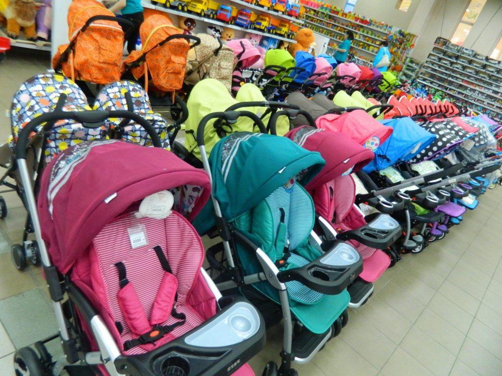 Бизнес товары для детей