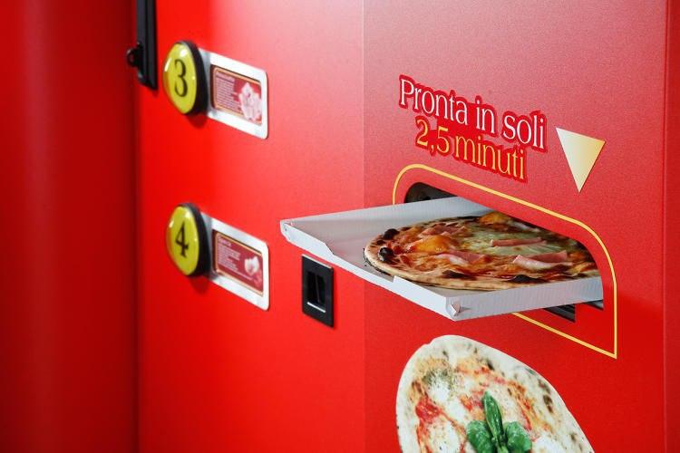 Какие нюансы есть у вендингового автомата — пиццемата