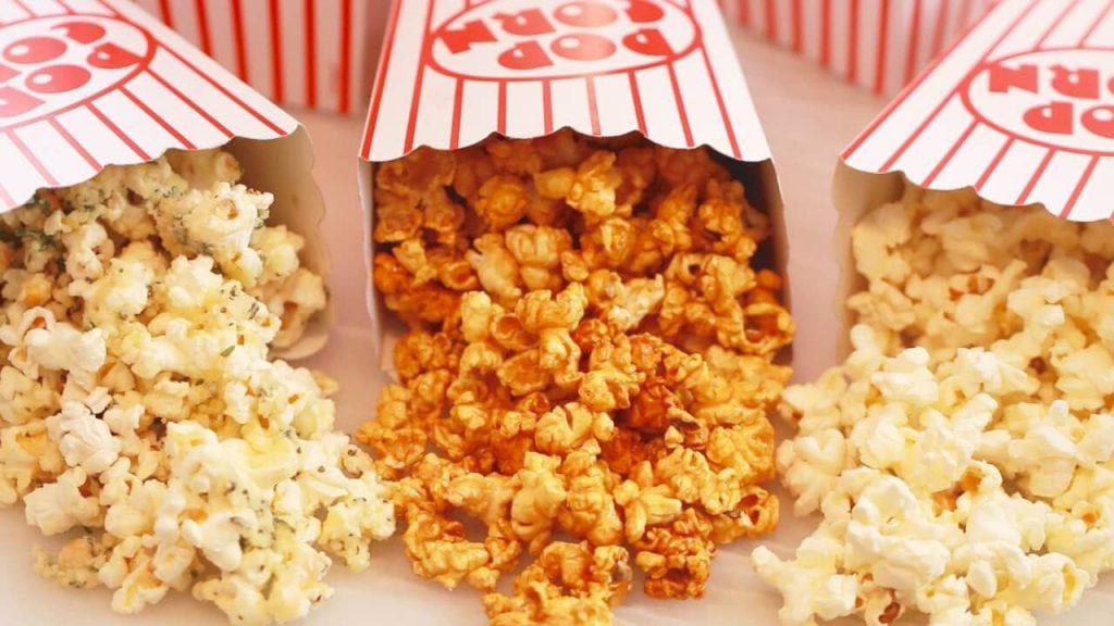 Требования к производству попкорна