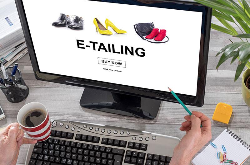 E-tailing бизнес в России