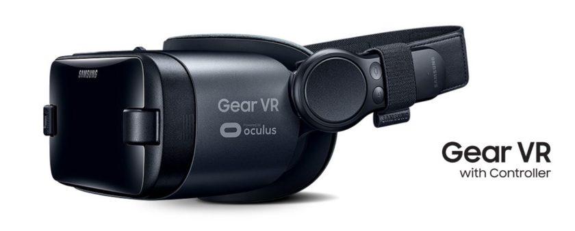 Samsung Gear VR / VR 2 очки виртуальной реальности