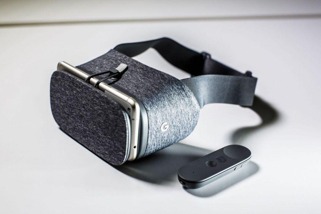 Виртуальная реальность бизнес-идеи с Google Daydream View