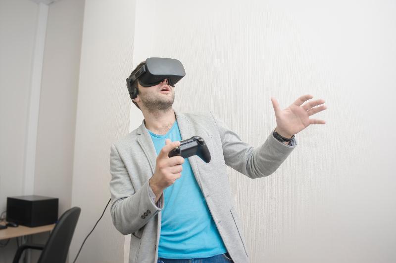 Гарнитура для виртуальной реальности Окулус Рифт
