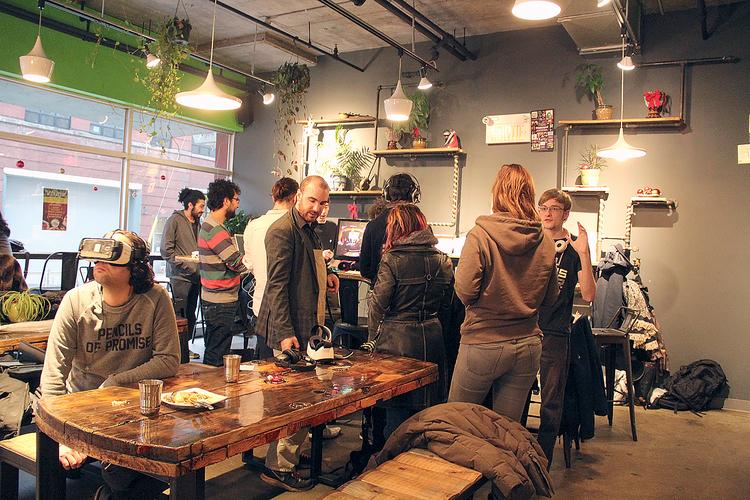 VR Cafe-лучшие VR бизнес идеи