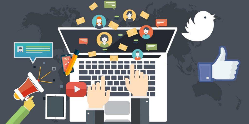 Управление социальными медиа