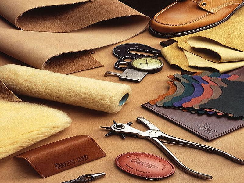 Изготовление и продажа аксессуаров из кожи