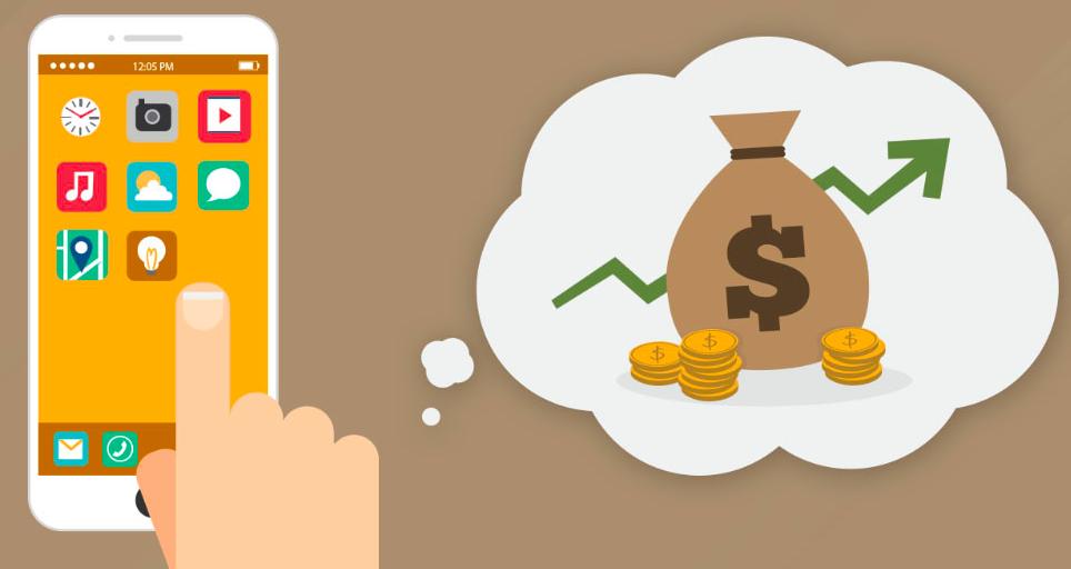 Ежемесячные расходы на разработку мобильных приложений