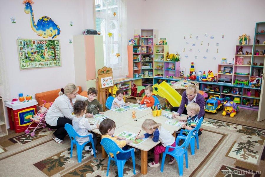 Сотрудники для детского сада