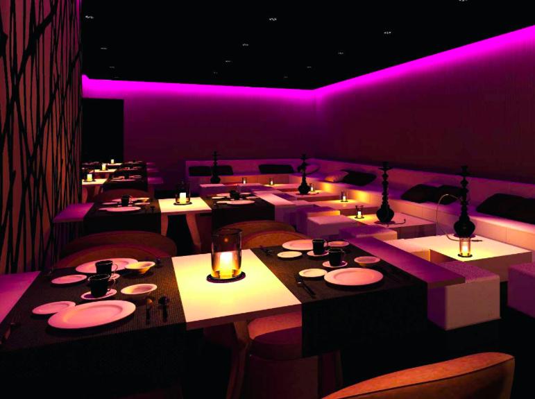 Что значит Lounge Bar