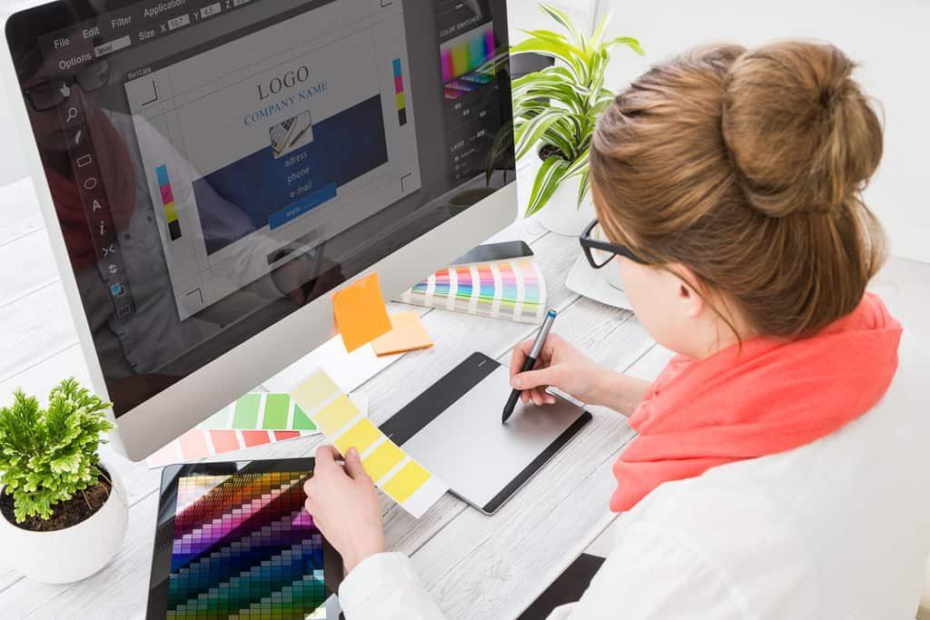 Бизнес услуга графического дизайна