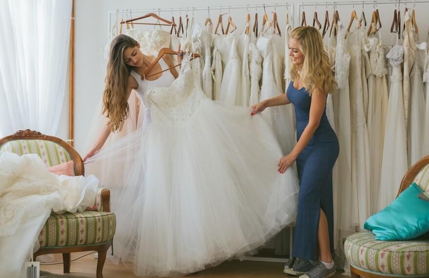 Бизнес идея свадебного магазина