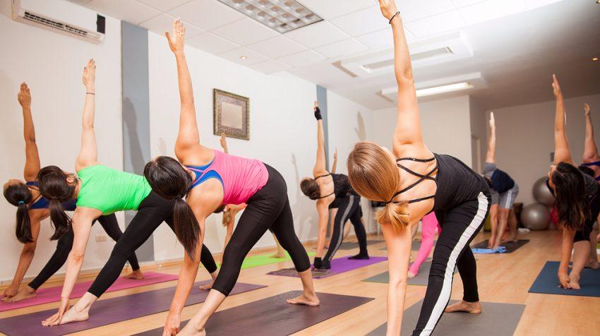Студия йоги бизнес идея