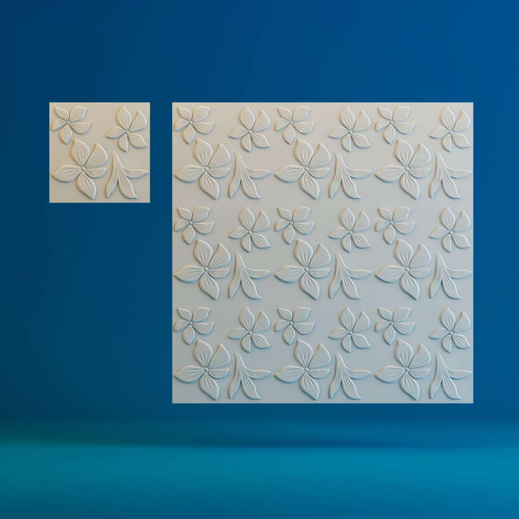 3D-панели под ключ — как происходит установка изделий