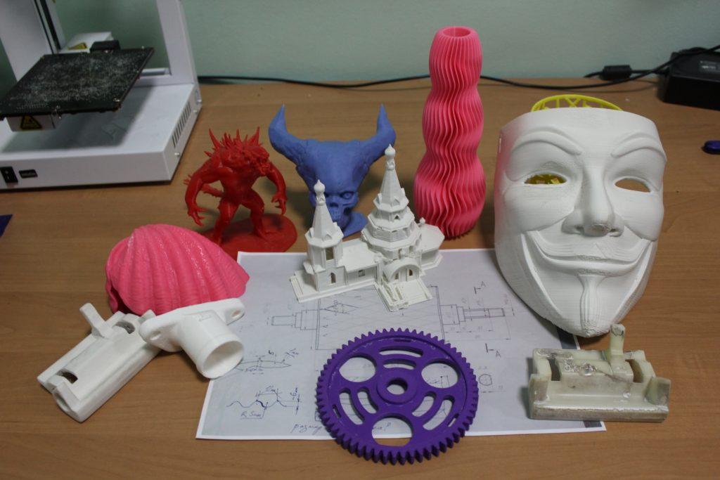 Бизнес идея 2д печати детских игрушек