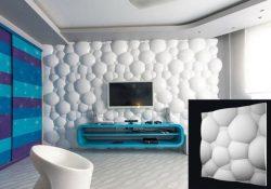 Бизнес производство и установка 3D панелей из гипса