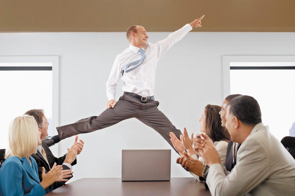 10 способов стать лучшим лидером