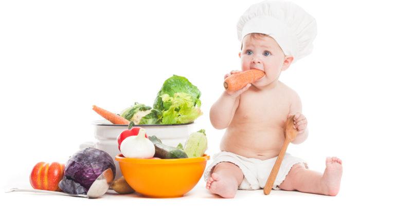 Веганское детское питание