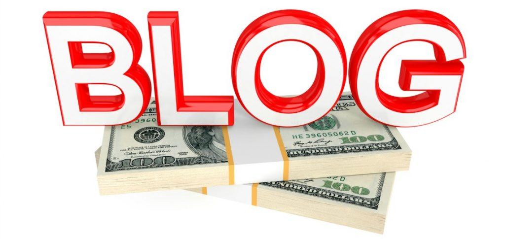 Как заработать деньги в блогах