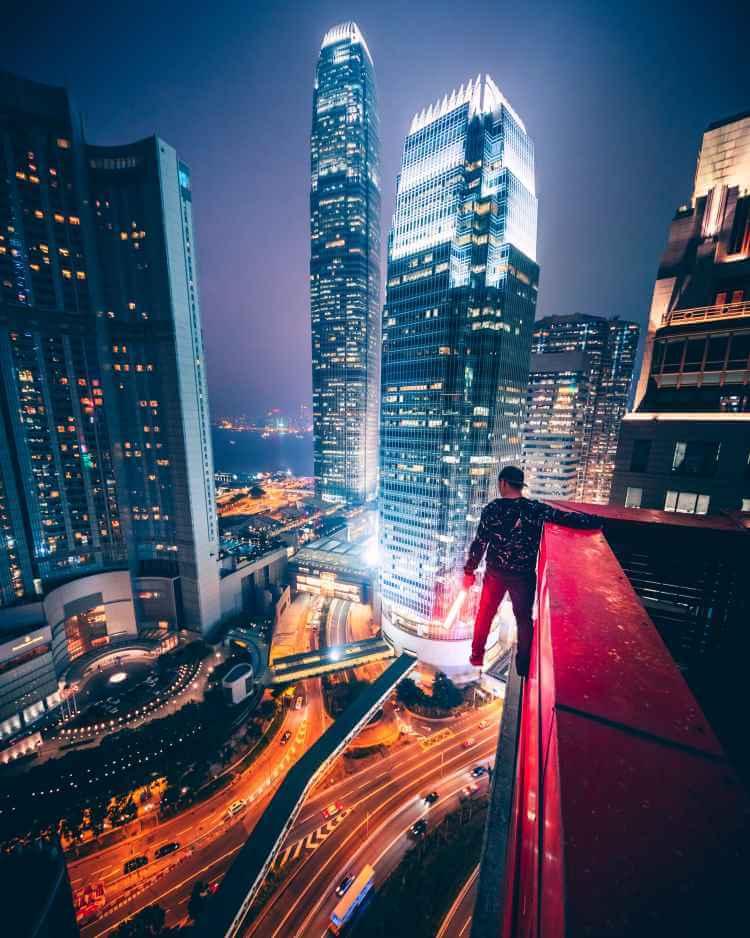 Гонконг место работы и жизни для фрилансера
