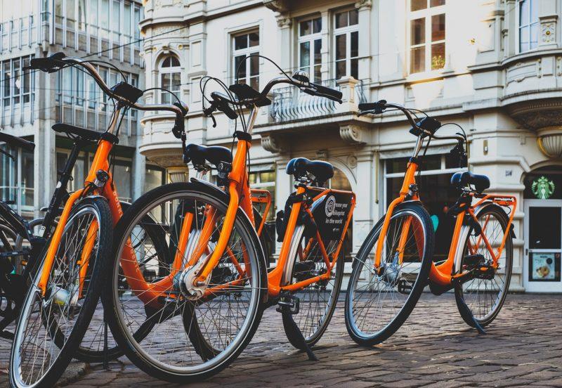 Бизнес на Прокат велосипедов