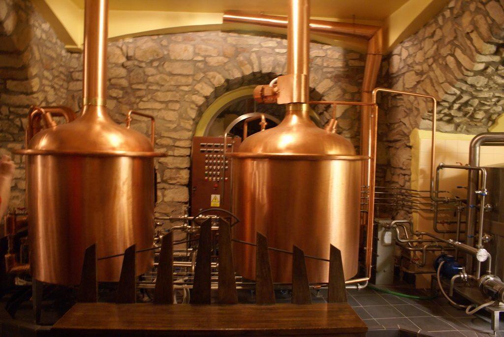 Типы пивоварен