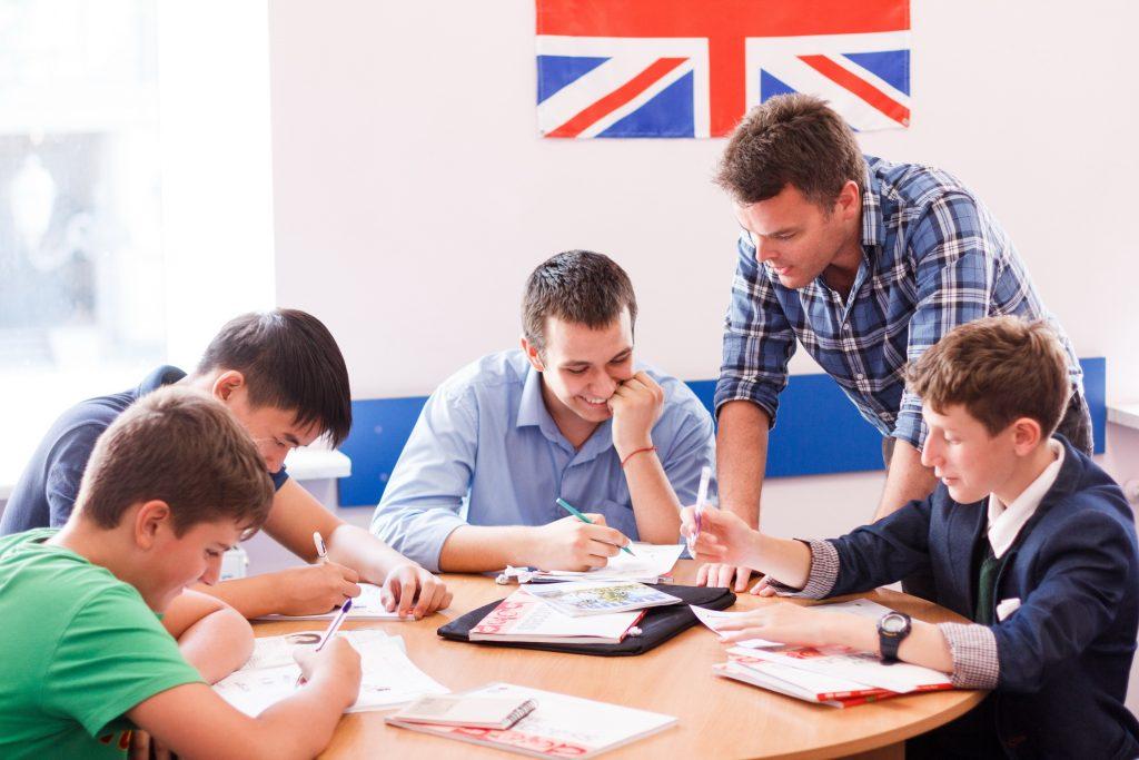 Тренинг по английскому