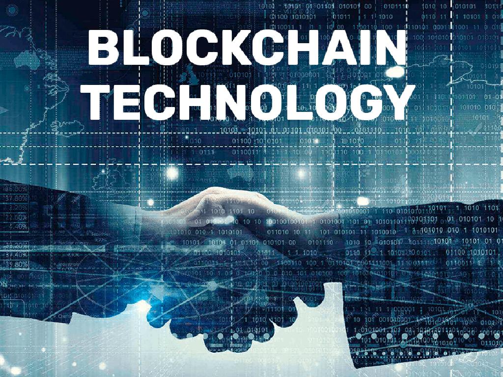 Как блокчейн меняет учет