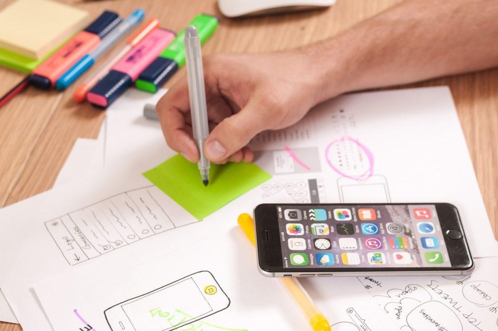Бизнес создание приложения