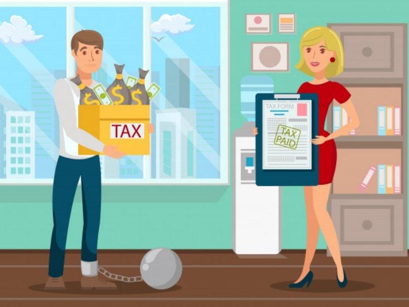 Бухгалтерская и налоговая фирма