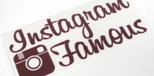 Instagram делает тебя знаменитым