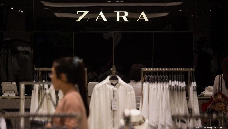 Введение в бизнес-модель Zara