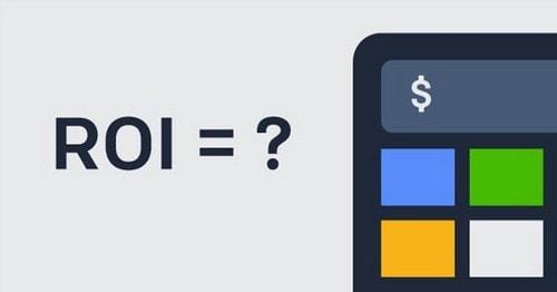 Какова формула возврата инвестиций или ROI