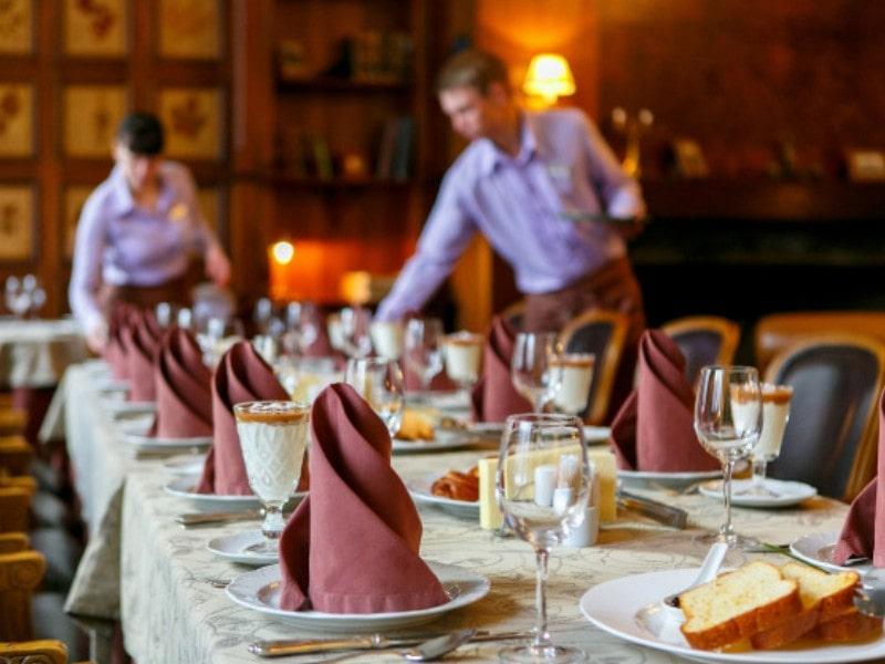 Ресторанный бизнес и кейтеринг
