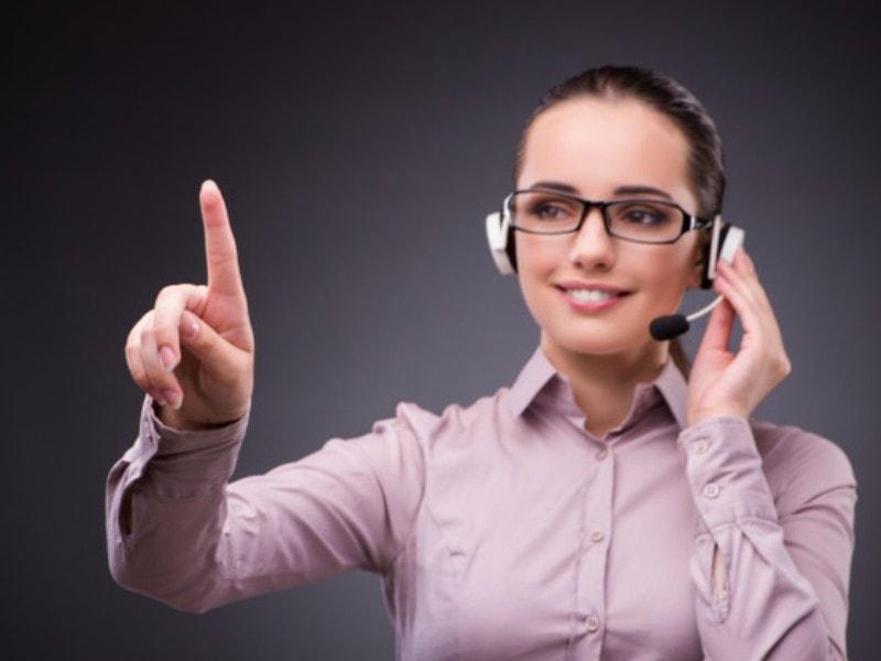 Виртуальный оператор Call Center