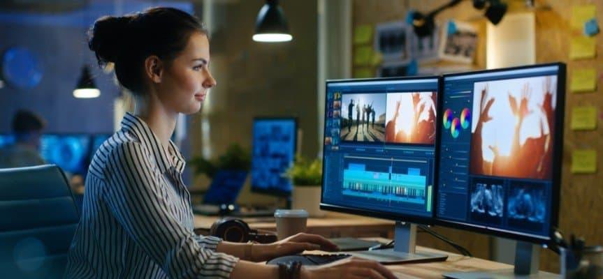 Бизнес на производстве видео