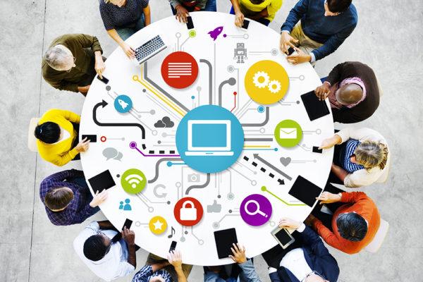 Маркетинговый контент в социальных сетях