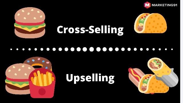 Разница между кросс-продажей и апселлингом