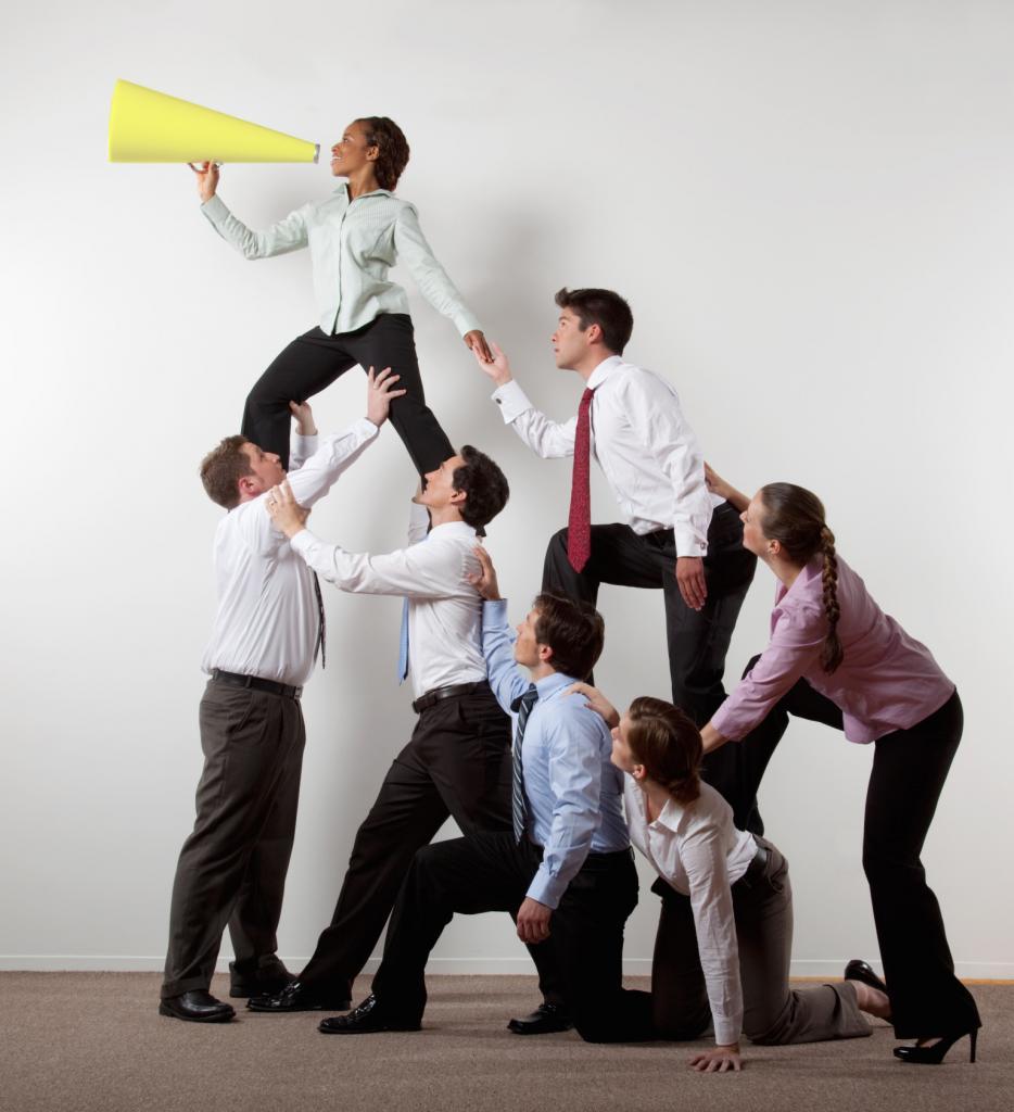 Создать свою рабочую команду