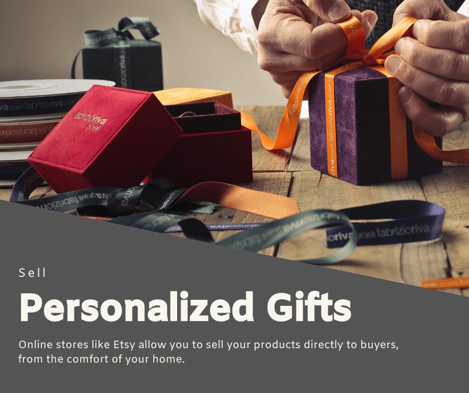 Персонализированные подарки