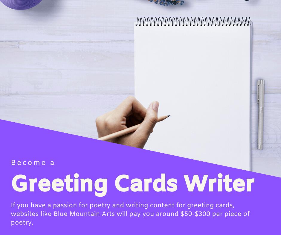 Написание поздравительных открыток