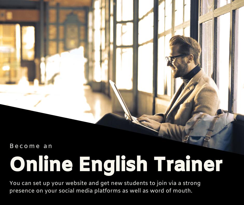Онлайн обучение английскому