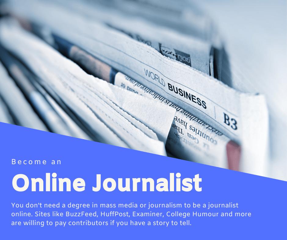Интернет-журналистика
