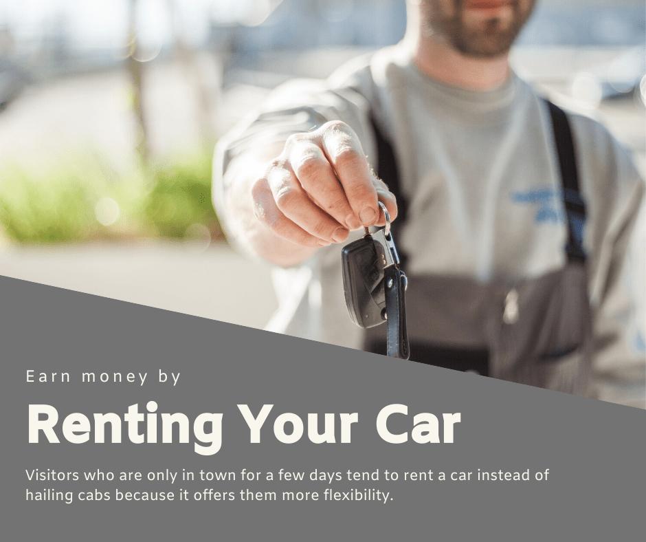Аренда вашего автомобиля