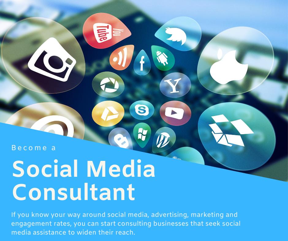 Консалтинг в социальных сетях