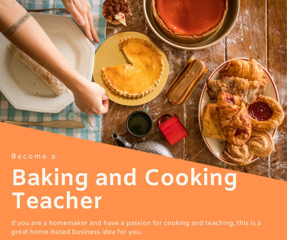 Уроки выпечки и кулинарии
