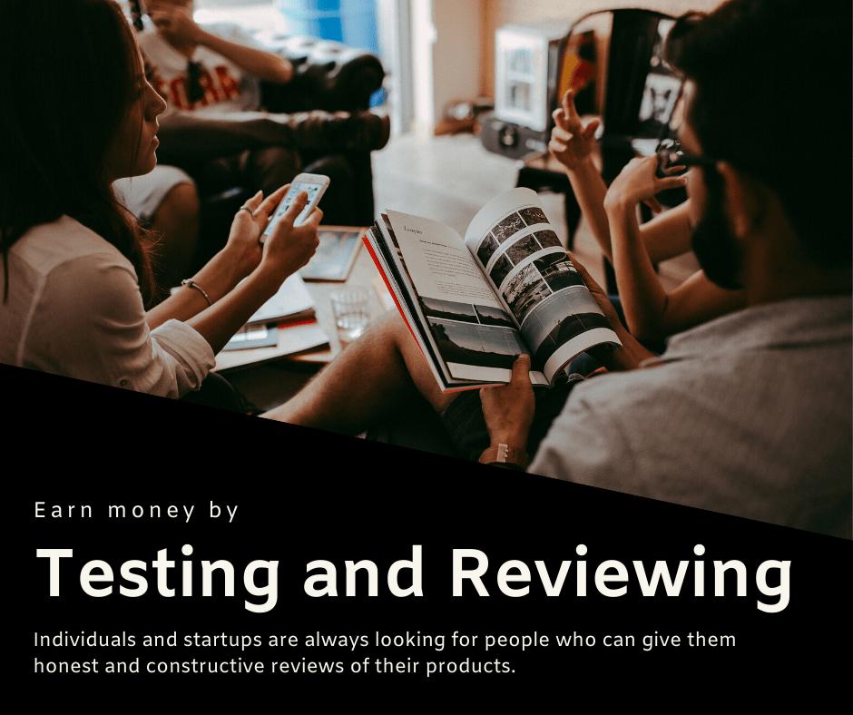 Тестирование и рецензирование