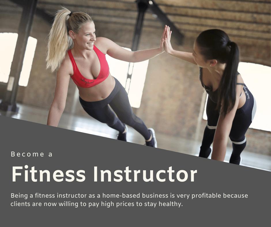 Фитнес-инструктор