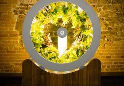Вращающийся сад OGarden Smart как бизнес идея